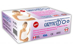 Eazytest Тесты на беременность